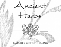 Ancient Herbs Corporate Identity Project