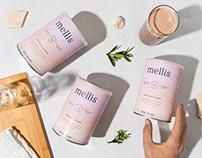 Mellis Brand Identity & Packaging