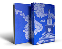 University of Kentucky's 2008 Yearbook Cover