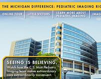University of Michigan C.S. Mott Email Marketing