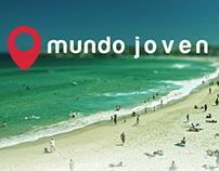 Mundo Joven Travel Shop Redesign Concept