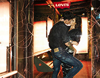 LEVI'S OUTDOOR CAMPAIGN