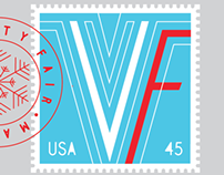 Stamp for Vanity Fair