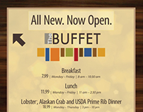 The Buffet (Riviera to Monarch)