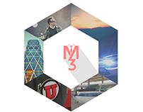 M3 Hex UI