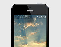 iOS7 Redesign concept