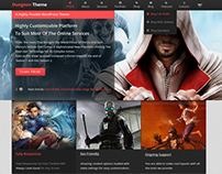 Dungeon Multipurpose Theme
