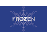 Frozen Movie Poster & Animate Poster