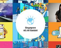 IBM Singapore 60/60 Exhibit