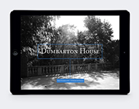 iPad Place Project: Dumbarton House
