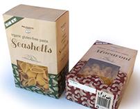 Pasta Box packaging