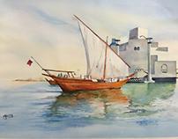 Iislamic museum qatar
