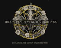THE ONLY FAITH WE NEED IS FAITH IN US