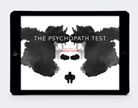 iPad: The Psychopath Test