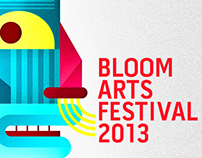 BLOOM ARTS FESTIVAL 2013 x PAULO CORREA