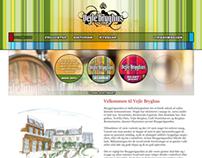 Micro brewery website