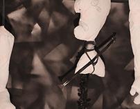 3-D Guernica
