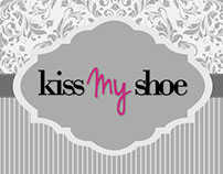"""Kiss My Shoe"" App Design"