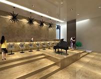 Piano bar concept