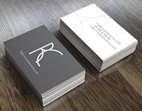 Logo and Business Cards for riccardocorna.com