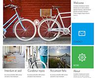 Progetto grafica per sito web