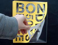 Bon Magazine / redesign