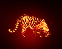 Tiger Flame (Flaming series)