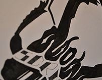 Various Calligram - 1