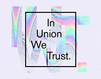 Flyer / IN UNION WE TRUST