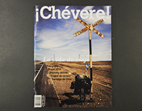 "Revista ""¡Chévere!"""