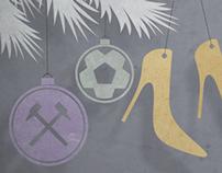 RANDALL'S CHRISTMAS DINNER PROMOS