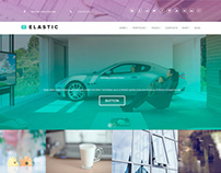 Elastic WordPress Theme and Page Builder