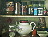 From grandmothers' cupboard