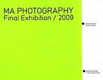 MA Photography Show