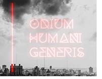 ODIUM HUMANI GENERIS : Construct