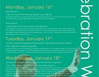 MLK Week Flyer