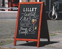 Cocktail Chalkboards