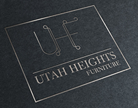 Utah Heights Furniture CI & Logo