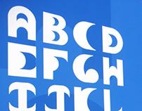 Typeface - Crescent
