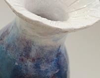 Gaudi-inspired Vase