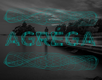 Agrega /// Moveable font