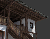 Old House game model