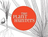 The Plant Hunters : Small Business Branding