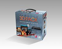 LG Premium 3D Pack