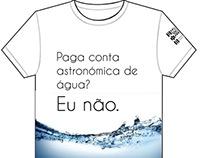 T-shirts Gestão de Águas