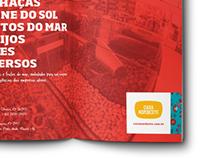 Casa Nordeste - Anúncio de Revista