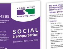 York West Active Living Centre Brochure