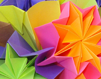 Origamis | kusudamas
