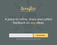 Terrificc - Where Ideas Begin.