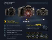 Olympus - Digital SLR Cameras